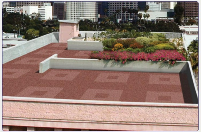 Terrace and Green Roof Pavers