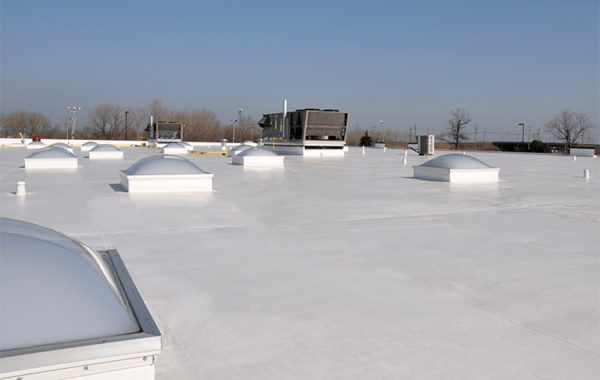 Duro-Last Single Ply Roofing Membrane