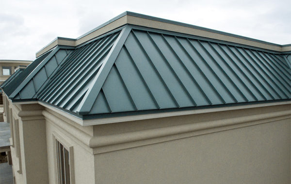 Commercial Metal Roofing and Wall Systems