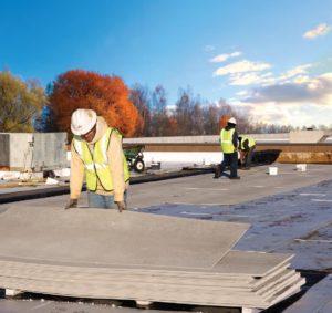 FA Mat Glass Roof Board